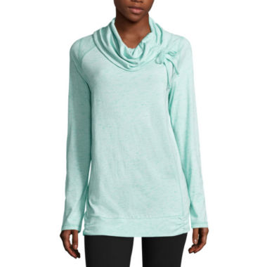 jcpenney.com | Made For Life Tunic Top Petites