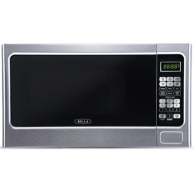 jcpenney.com | Bella 1.1 Cu Ft Counter Microwave