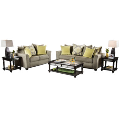 jcpenney.com | Sylie 2-pc. Seating Set