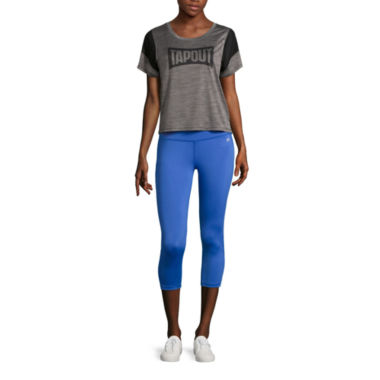 jcpenney.com | Tapout® Scoop Neck Graphic T-Shirt or Prestige Capris