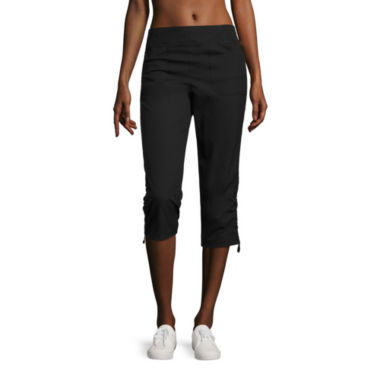 jcpenney.com | Made for Life™ Woven Capris