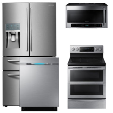 jcpenney.com | Samsung 4-pc. Electric Kitchen Package