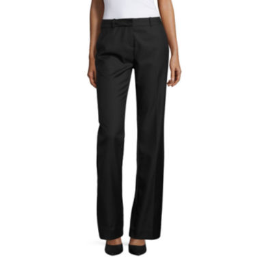 jcpenney.com | Worthington® Stitch-Detail Trousers - Tall