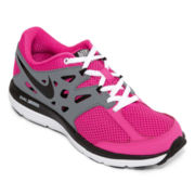 Nike® Dual Fusion Lite Girls Running Shoes - Big Kids