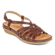 Yuu™ Alcan Sling-Back Sandals