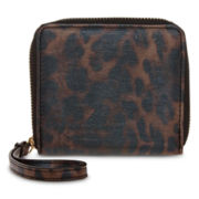 Liz Claiborne Small Zip-Around Wallet