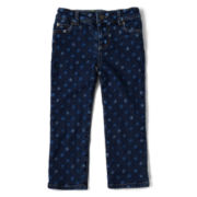 Arizona Dotty Jeans - Girls 12m-6y