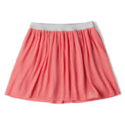Sally M™ Sally Miller Crinkle-Pleated Skirt - Girls 6-16