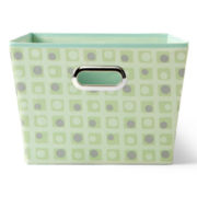 Michael Graves Design Printed Storage Bin