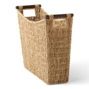 Michael Graves Design Magazine Storage Basket