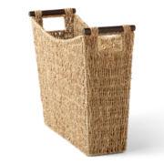 Michael Graves Design Magazine Storage Basket