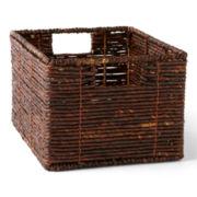 Michael Graves Design Natural Storage Basket