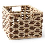 Michael Graves Design Natural Corn Husk Storage Basket