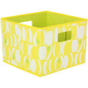 Household Essentials® Open Print Storage Bin