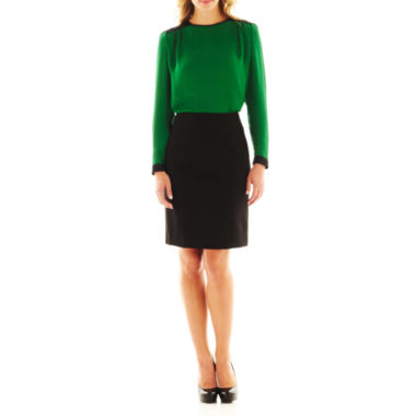 jcpenney.com | Worthington® Blouse or Pencil Skirt