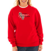 Fleece Graphic Sweatshirt