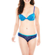 Flirtitude® My Fave Pushup Bra or Lace Boykini Panties