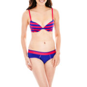 Flirtitude® My Fave Pushup Bra or Cotton-Blend Boykini Panties
