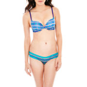 Flirtitude® Twice As Nice Pushup Bra or Bikini Panties