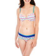 Flirtitude® My Fave Tee Demi Bra or Cotton-Blend Boykini Panties
