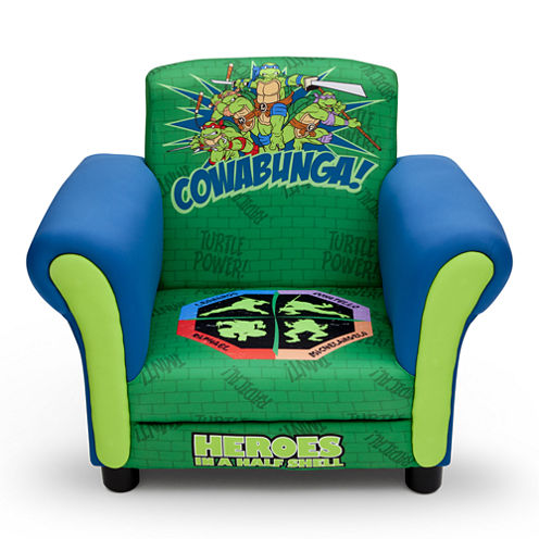 Teenage Mutant Ninja Turtles Upholstered Chair