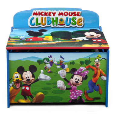 jcpenney.com | Disney Mickey Deluxe Toy Box