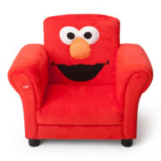 Sesame Street Upholstered Chair with Sound