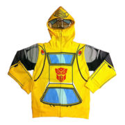 Transformers Long-Sleeve Knit Costume Hoodie – Boys 2t-4t