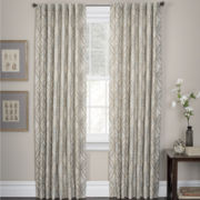 Marquis by Waterford® Doral 2-Pack Curtain Panels