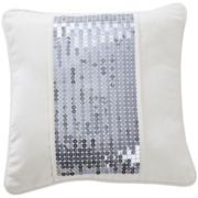 "Marquis by Waterford® Caitlyn 12"" Square Decorative Pillow"