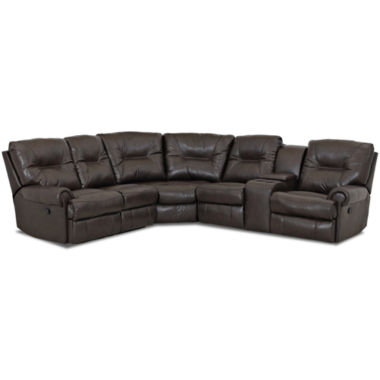 jcpenney.com | Brinkley 5-pc. Power-Reclining Motion Sectional