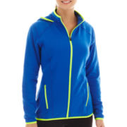 Xersion™ Technical Micro Fleece Seamed Hoodie