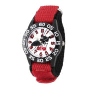 Marvel® Ant-Man Boys Red Strap Watch