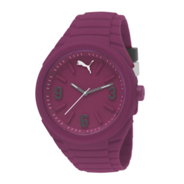 jcpenney.com | Puma® Womens Gummy Pink Watch PU103592004