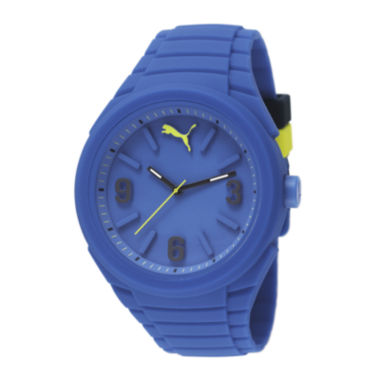 jcpenney.com | Puma® Unisex Gummy Blue Watch PU103592003