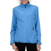 Champion® Textured Microfleece Jacket