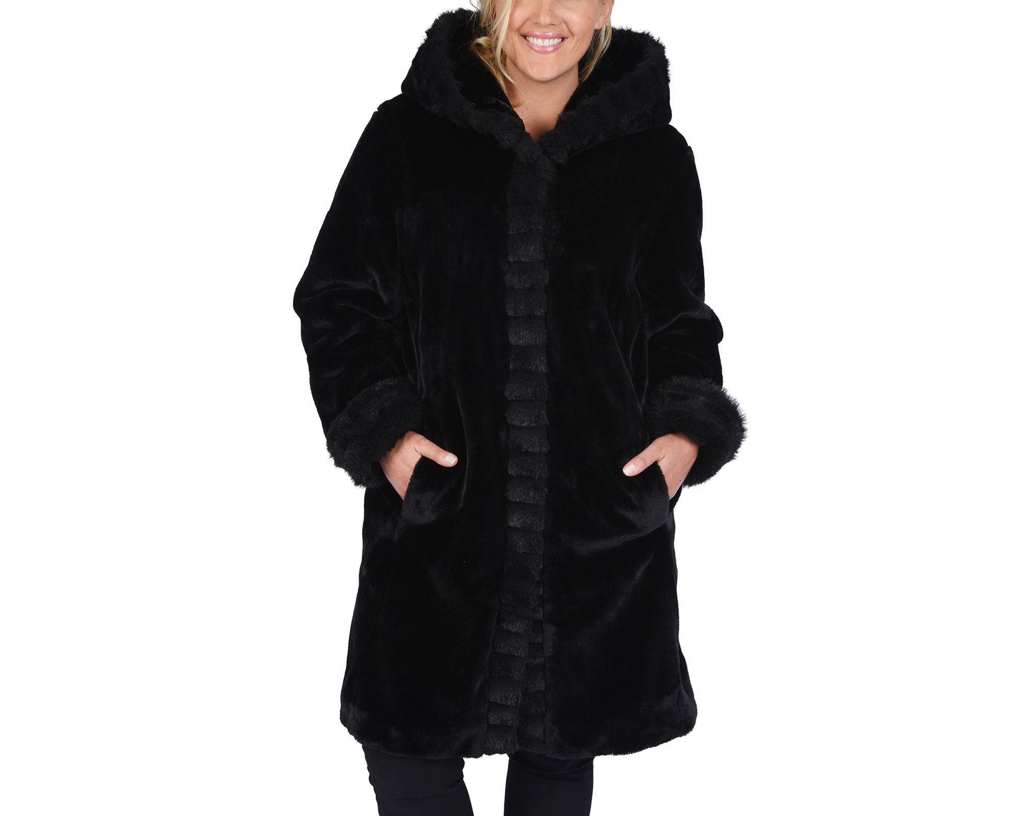 Hot Trends In Plus Size Coats Plussize Fashion
