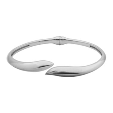 jcpenney.com | Sterling Silver Bypass Bangle Bracelet