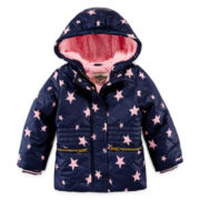OshKosh B'Gosh® Quilted Jacket - Toddler Girls 2t-4t