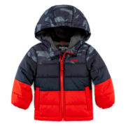 OshKosh B'Gosh® Colorblock Jacket - Toddler Boys 2t-4t