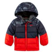 OshKosh B'Gosh® Colorblock Jacket - Toddler Boys 2t-4t