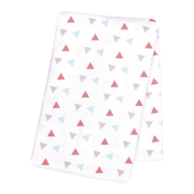 jcpenney.com | Trend Lab® Coral Triangles Deluxe Swaddle Blanket