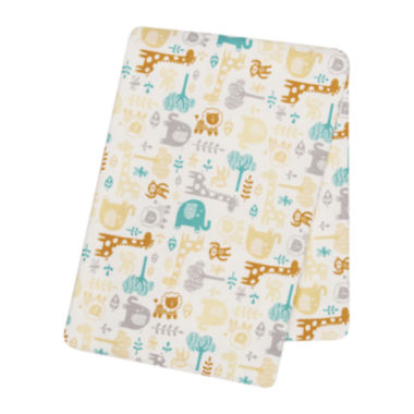 jcpenney.com | Trend Lab® Lullaby Zoo Deluxe Swaddle Blanket