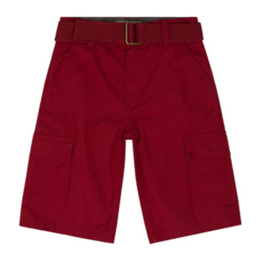 jcpenney.com | Levi's® West Coast Belted Cargo Shorts - Preschool Boys 4-7x