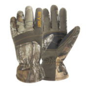 Hot Shot® Realtree® Defender Waterproof Ski Gloves