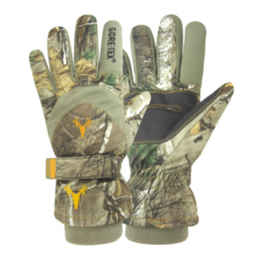 jcpenney.com | Hot Shot® Realtree® Gore-Tex® Shooters Gloves