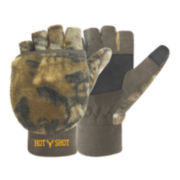 Hot Shot® Realtree® Fleece Pop-Top Gloves