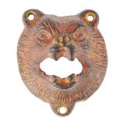 Reward® Big Trophy Bear Head Bottle Opener