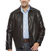 Dockers® Faux-Leather Jacket - Big & Tall