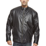 Claiborne® Moto Jacket - Big & Tall